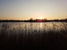 Testfoto's zonsondergang