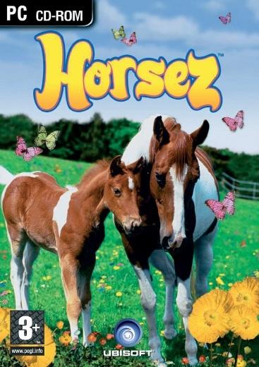 Packshot voor Horsez