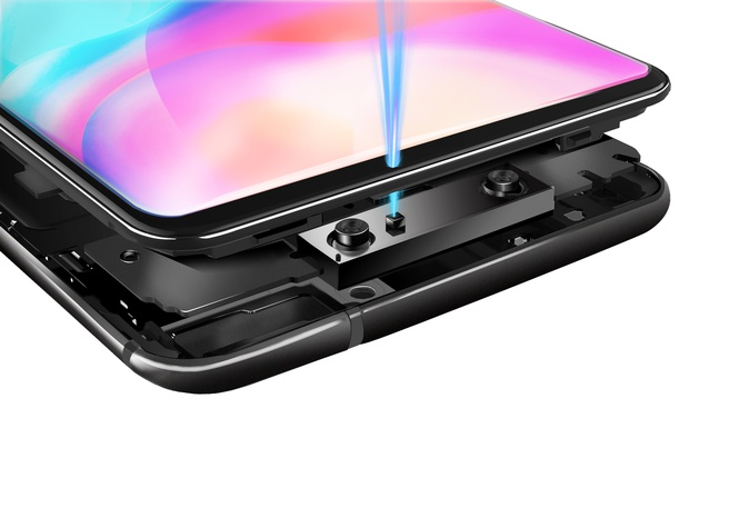 Vivo 3D Sensing