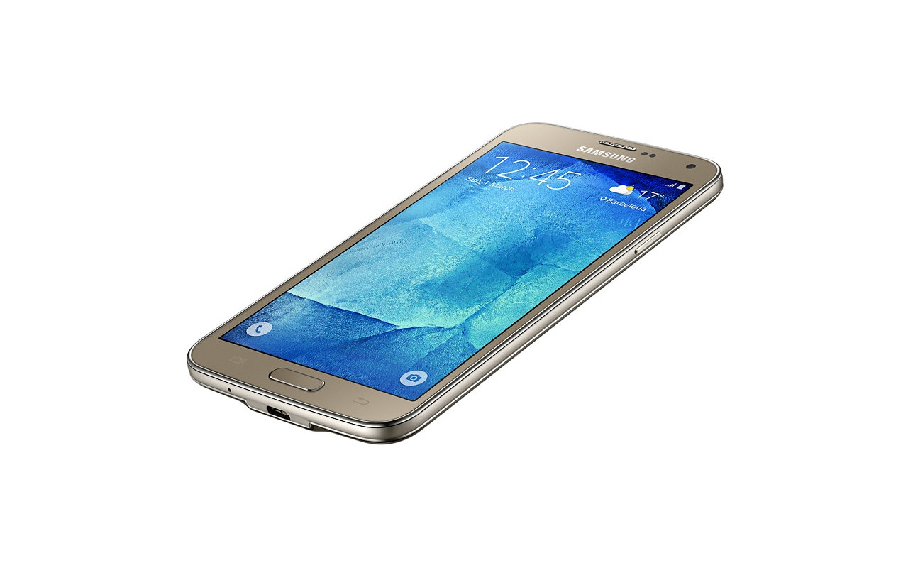 how to open samsung s5 neo
