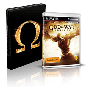God of War: Ascension Special Edition PlayStation 3