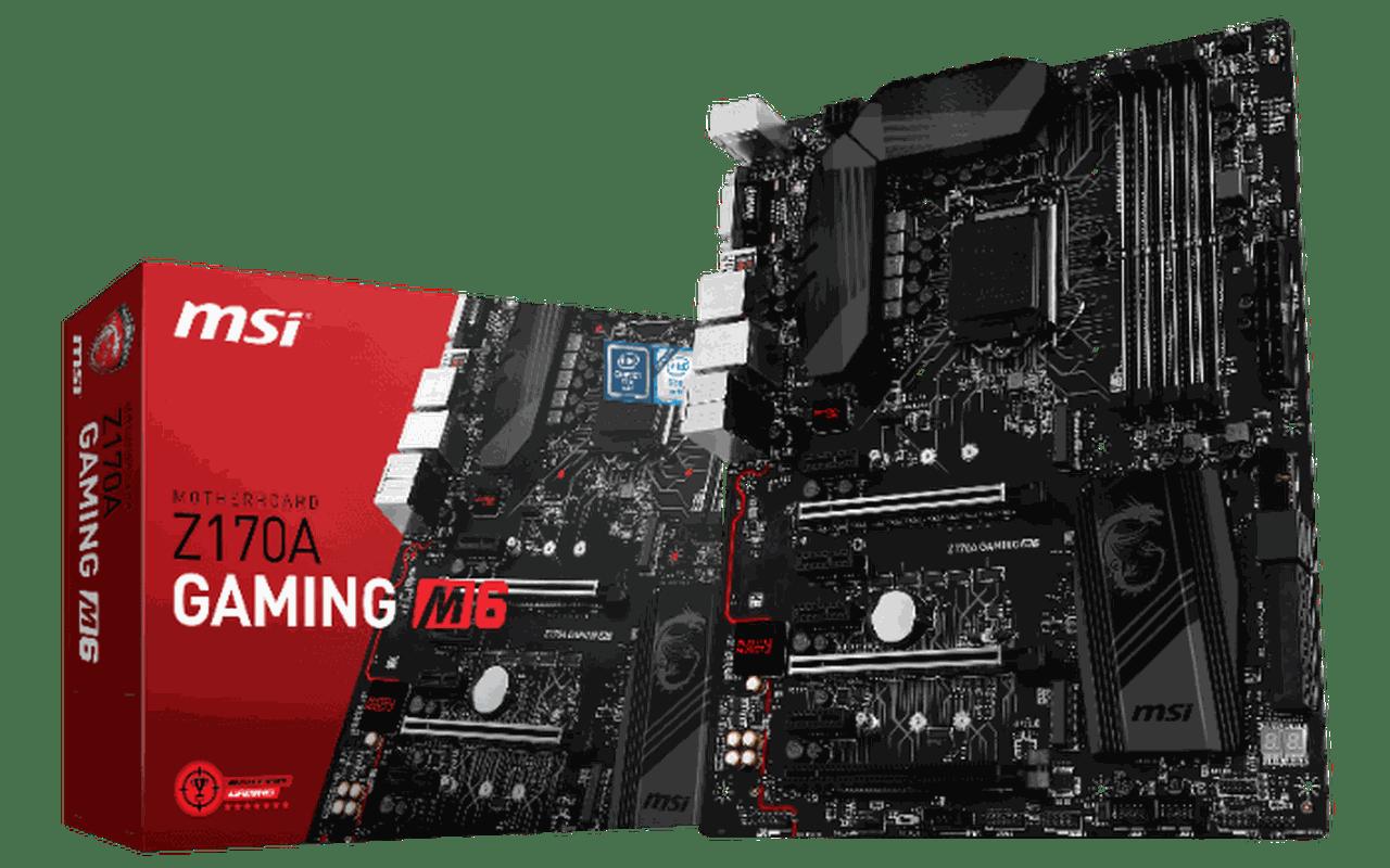 MSI Z170A Gaming M6