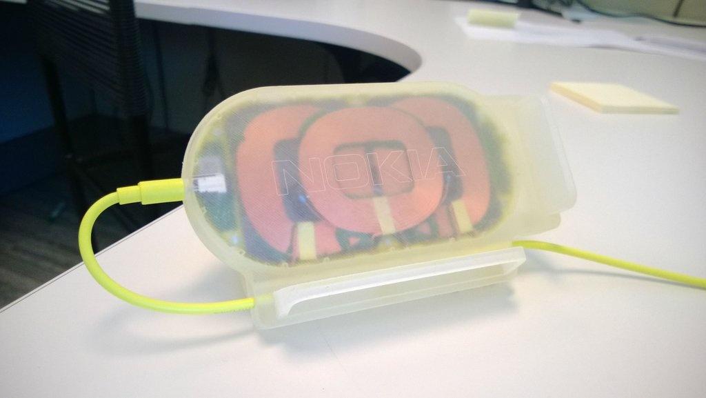 Nokia DT-900 transparant