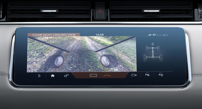 Land Rover Range Rover GroundView