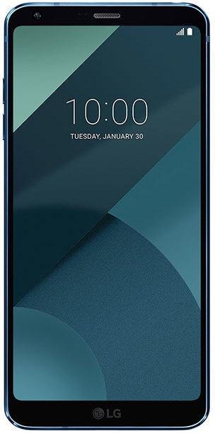 LG G6 Moroccan Blue