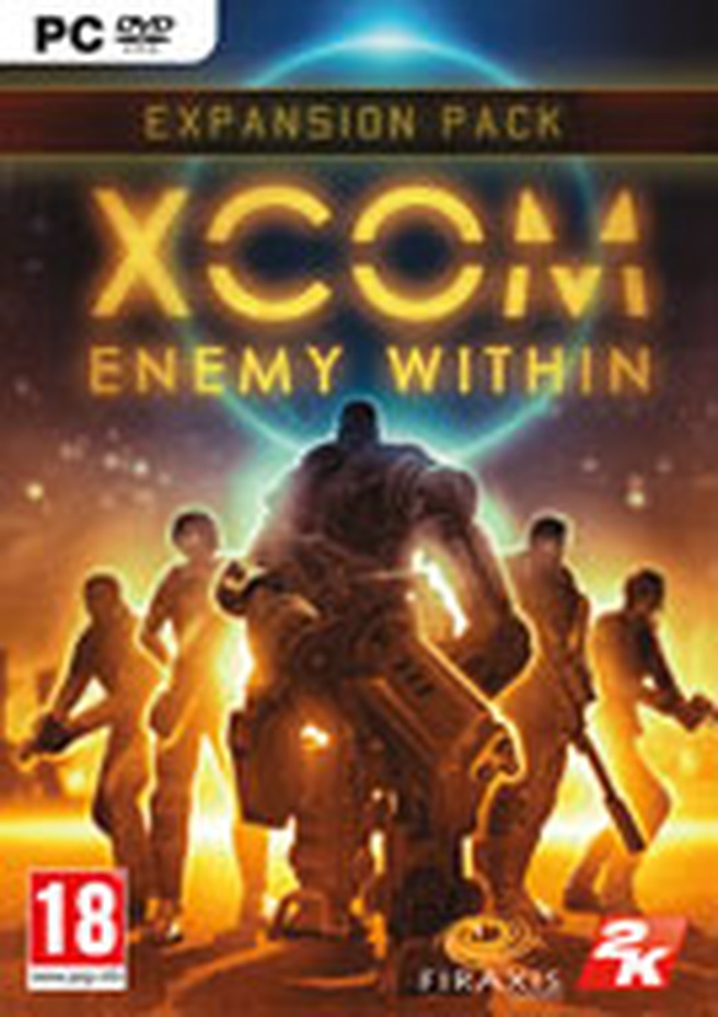 Box Xcom: Enemy Within