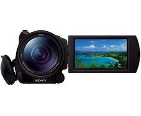 Sony Camcorder FDR-AX100 Zwart