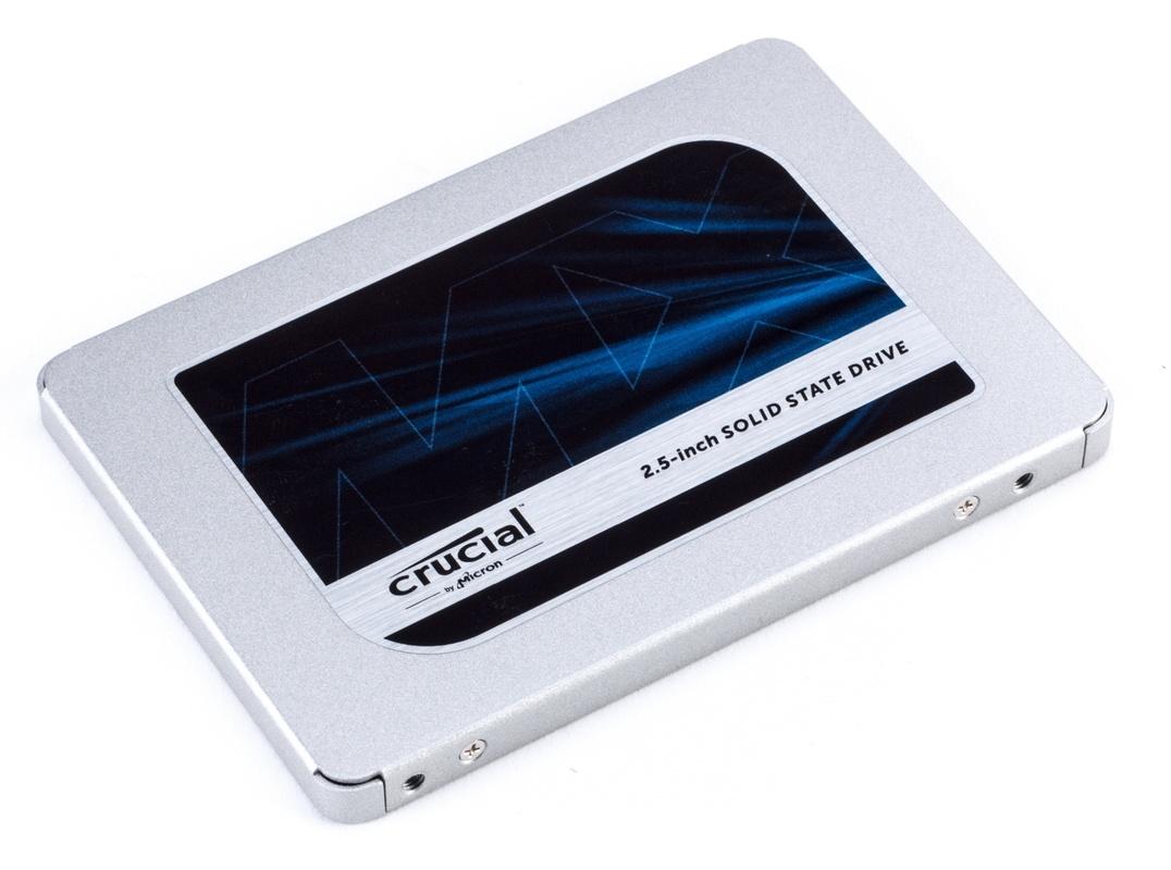 Crucial MX500 Review - De MX500: wat is er veranderd? - Tweakers