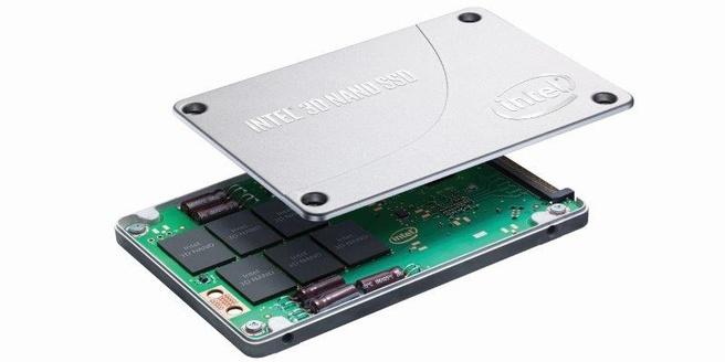 Intel Dual port-ssd