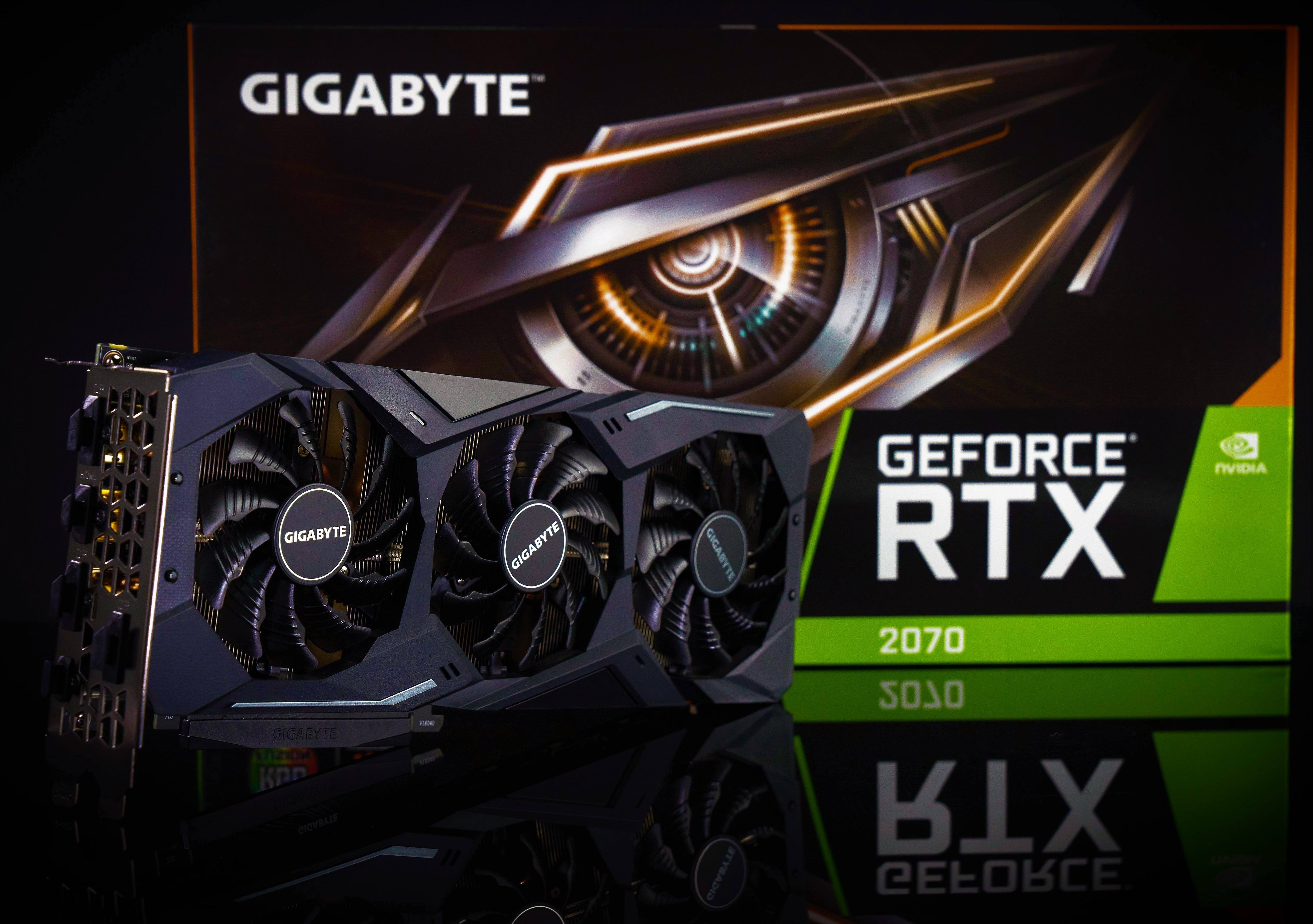 Gigabyte RTX 2070 Windforce
