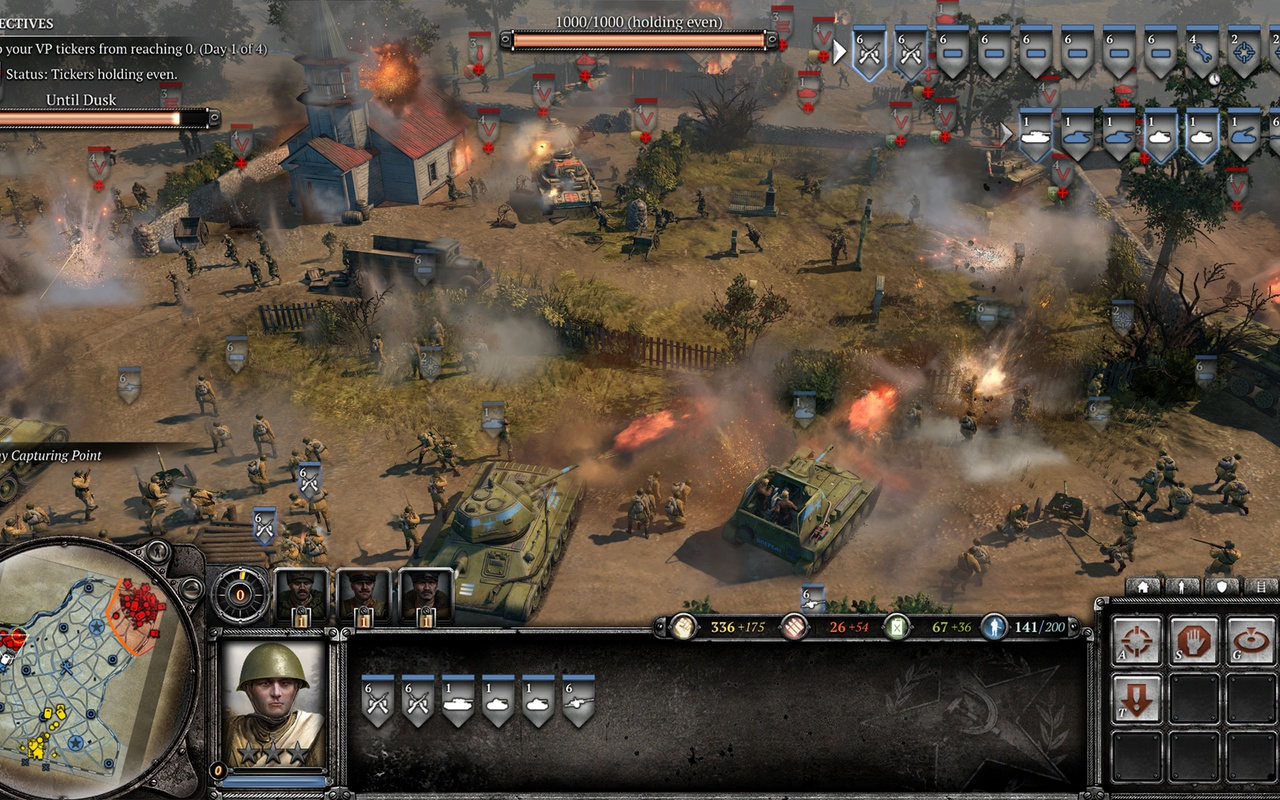 Review Company of Heroes 2