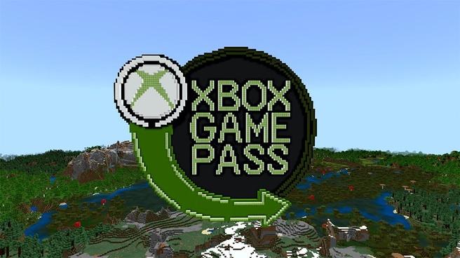 Minecraft Xbox Game Pass