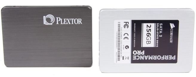 Plextor M3 / Corsair Performance Pro 256GB