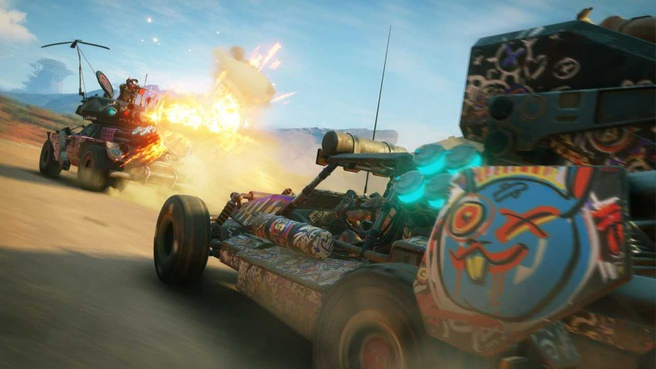 Rage 2: Deluxe Edition, PS4