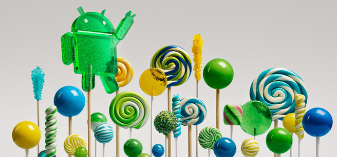 Google Android 5.x