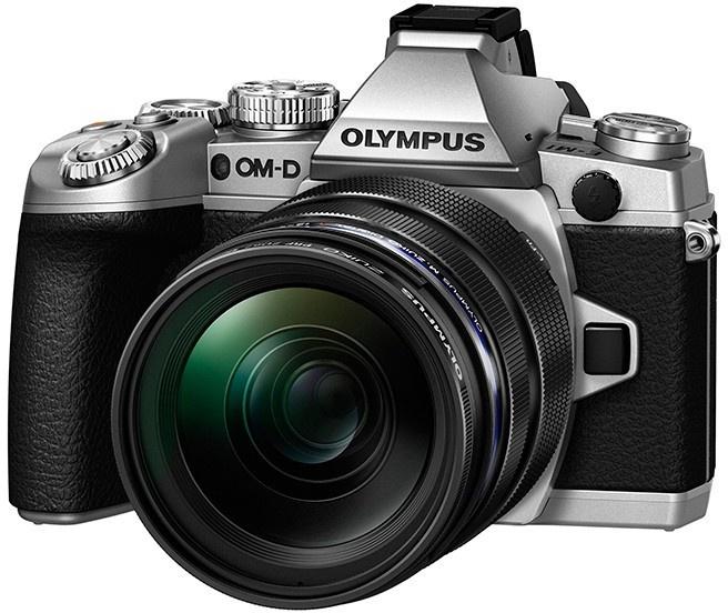Olympus OM-D E-M1 + 12-50mm f3.5-6.3 EZ Zilver