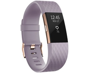 Fitbit Charge 2 - Lavender/Rose Gold (L)