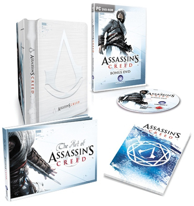 Assasin's Creed Limited Edition