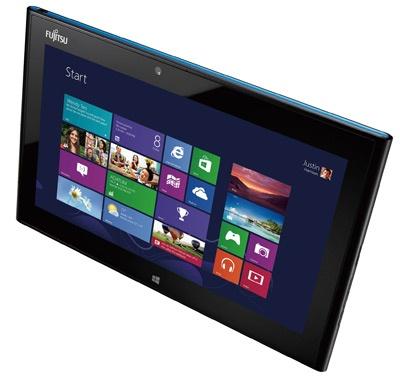 Fujitsu Arrows Tab Q582 tablet Windows 8