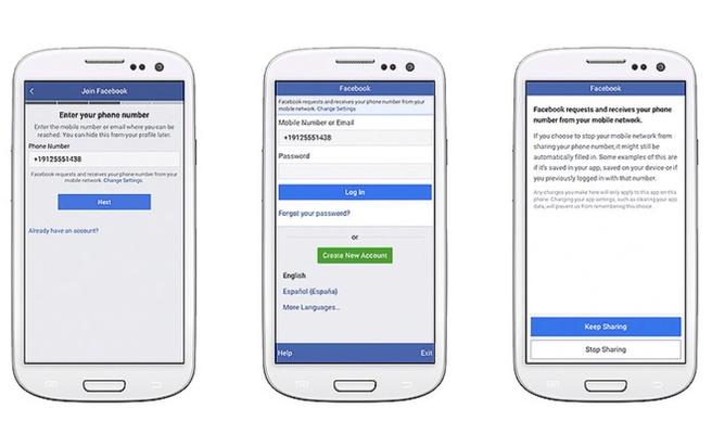 Facebook emerging markets