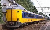 NS trein nederlandse spoorwegen