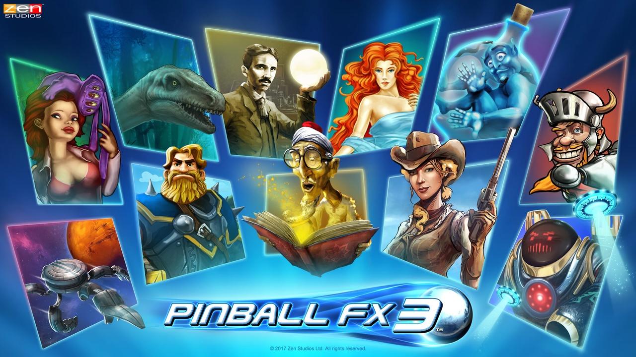 Zen Studios brengt Pinball FX3 in de zomer uit - Gaming