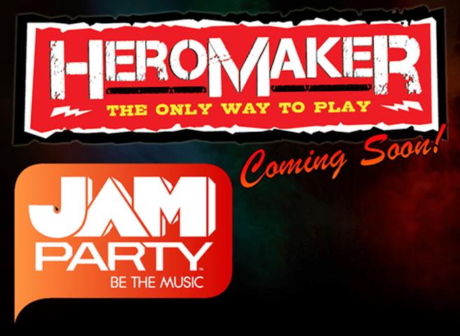 JamParty Be The Music en HeroMaker