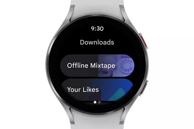 Wear OS YouTube Music