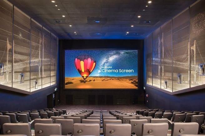 Samsung cinema