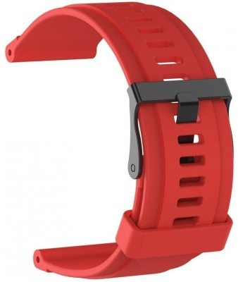 Just in Case Sportbandje voor Suunto Traverse - Rood