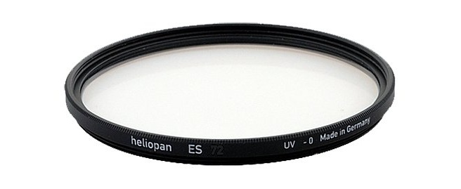 Heliopan UV-Haze Filter 52mm