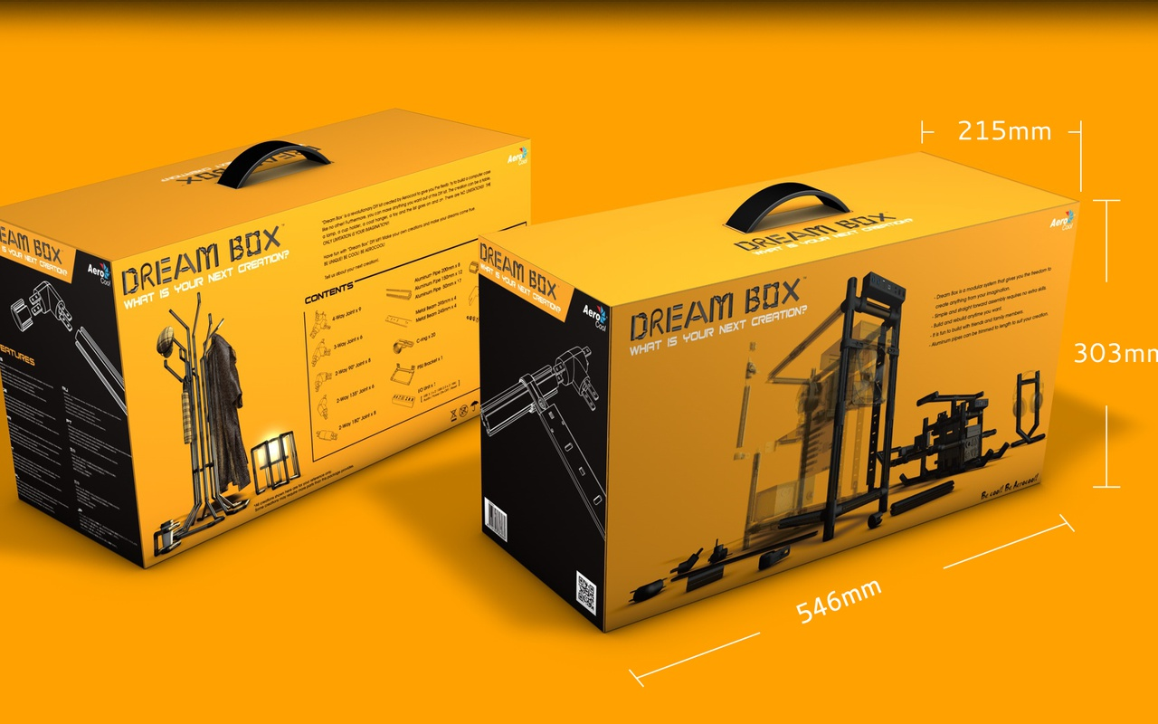 AeroCool Dream Box DIY