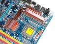 Gigabyte X48-DQ6 heatpipe