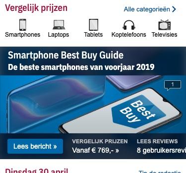 Frontpage - mobile ankeiler