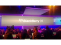 BlackBerry 10 persconferentie