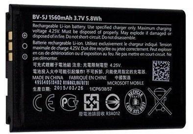 Microsoft Accu - BV-5J - vervangende batterij - 1562mAh