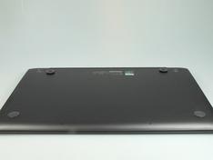 laptop onder losse voetjes