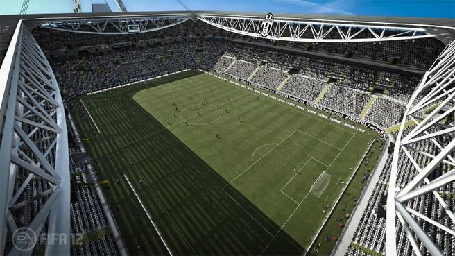 FIFA 12 -- Stadion Juventus