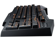 Asus Strix Tactic Pro MX Brown (Qwerty)