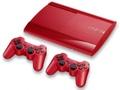 Goedkoopste Sony PlayStation 3 Slim (2012) 500GB + extra controller Rood