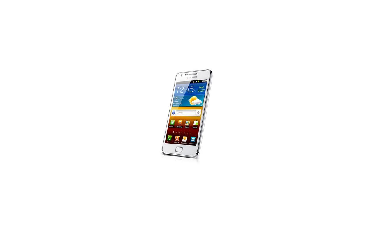 Samsung Galaxy S II i9100 Zwart