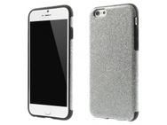 Goedkoopste Kees Glitter Gel Hoesje Apple iPhone 6 Zilver