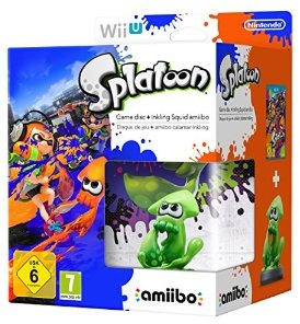 Amiibo Bundle Splatoon, Wii U