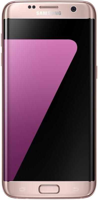 Samsung Galaxy S7 edge 32GB Rosé Goud Kenmerken Tweakers