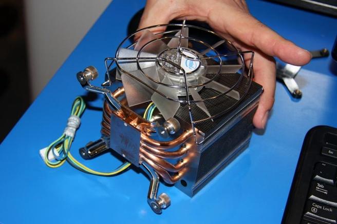 Intel Gulftown koeler