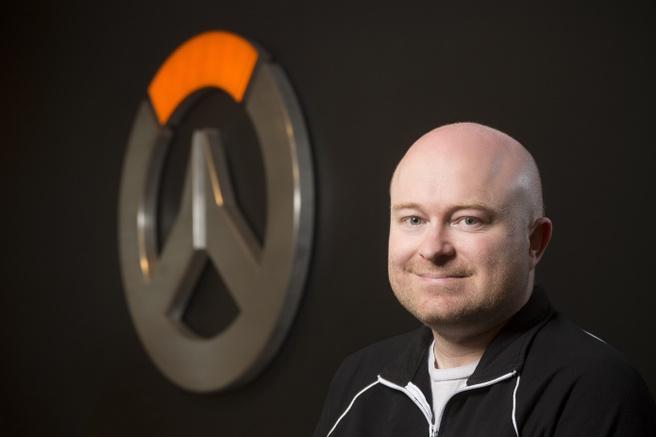 Geoff Goodman, Lead Hero Designer van Overwatch