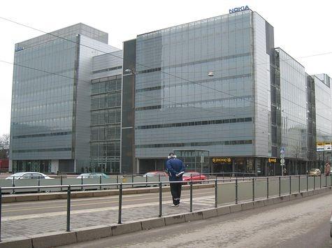 Nokia Research Center in Ruoholahti, Helsinki