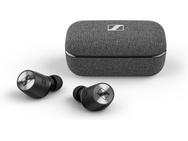 Sennheiser MOMENTUM True Wireless II - Volledig draadloze oordopjes - Zwart (Wit, Zwart)