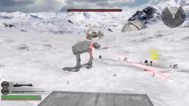 Star Wars Battlefront II (2005)