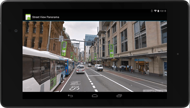 Street View Android
